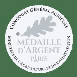 CGA Paris (Argent): 4 vins médaillés