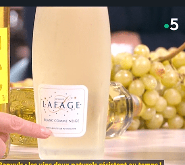 La Quotidienne : «Muscat, Porto, Banyuls: les vins doux naturels résistent au temps !»