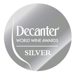 Decanter (Silver): 3 awarded wines