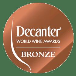 Decanter (Bronze): 1 awarded wine