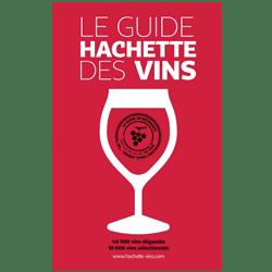 Guide Hachette des vins: 6 vins médaillés