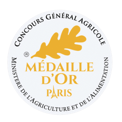 CGA Paris (Gold): 5 awarded wines