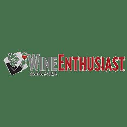 Wine Enthusiast: 2 vins médaillés