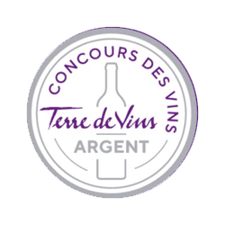 Terre de Vins (Argent): 2 vins médaillés