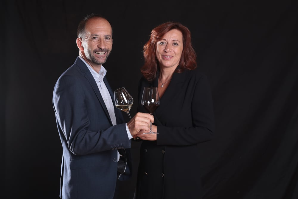Eliane et Jean-Marc Lafage