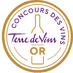 médaille or terre de vins