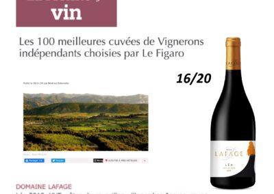 Novembre 2020 : Les 100 meilleures cuvées de Vignerons